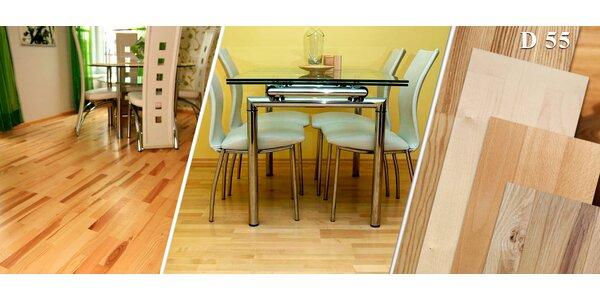 Dřevěná plovoucí podlaha – výběr ze 3 typů