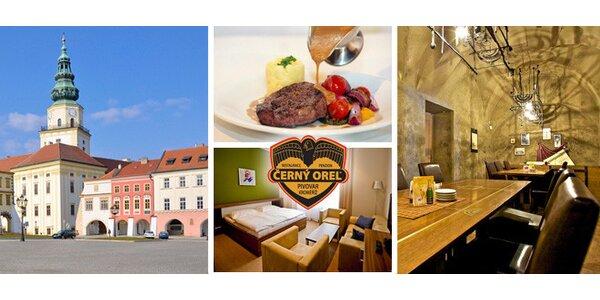 3 dny v Kroměříži – minipivovar, muzeum i památky
