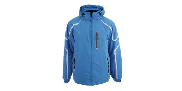 Pánská modrá softshellová bunda Joluvi