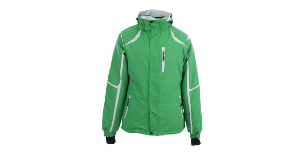 Pánská bunda v zelené barvě Joluvi