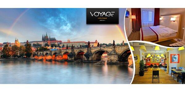 Za krásami Prahy: 1–2 noci v design hotelu