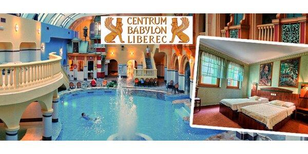 Pobyt v Hotelu**** Babylon pro 2 osoby se vstupy na World Championship WADF…