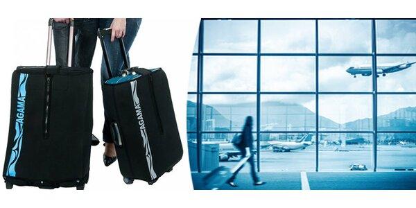 Neoprenové obaly na kufry