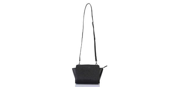 Dámská černá kabelka na zip Giorgio di Mare