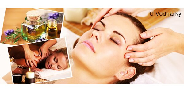 Ozdravné harmonizující masáže U Vodnářky
