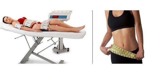 Hubnoucí balíček - ošetření lipolaserem + lymfodrenáž v nově otevřeném salonu…