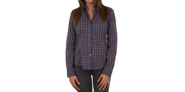 Dámská kostkovaná košile Marlboro Classics