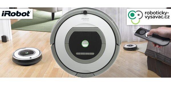 Inteligentní robotický vysavač iRobot Roomba 765