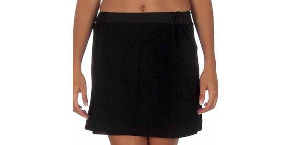 Dámská černá sukně Vero Moda