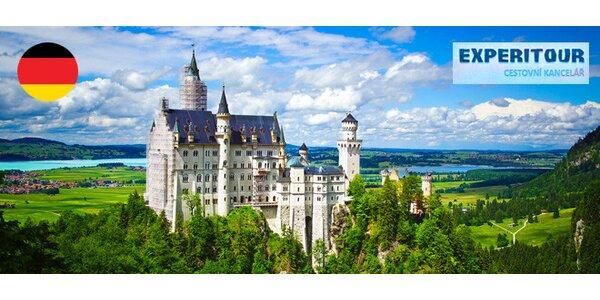 Jednodenní výlet za krásami Bavorska