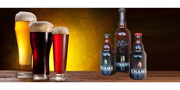 Klášterní trio pivních speciálů
