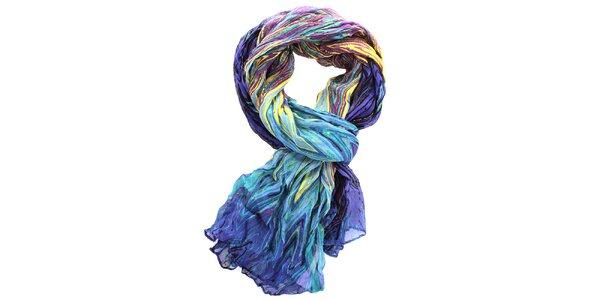 Dámský vícebarevný šátek Fraas