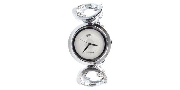 Dámské elegantní hodinky z nerezové oceli Elite