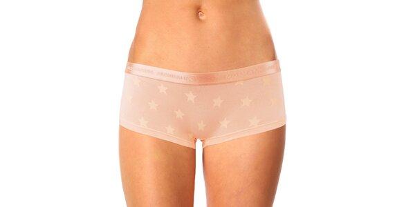 Dámské nohavičkové kalhotky s hvězdičkami Mosmann