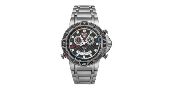 Pánské titanové hodinky Swiss Military