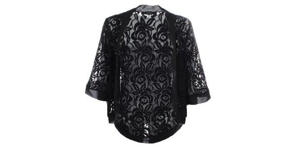 Dámské krajkové kimono Iska
