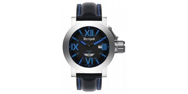 Pánské hodinky NESTEROV H0957A02-13EB
