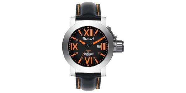 Pánské hodinky NESTEROV H0957A02-13EOR