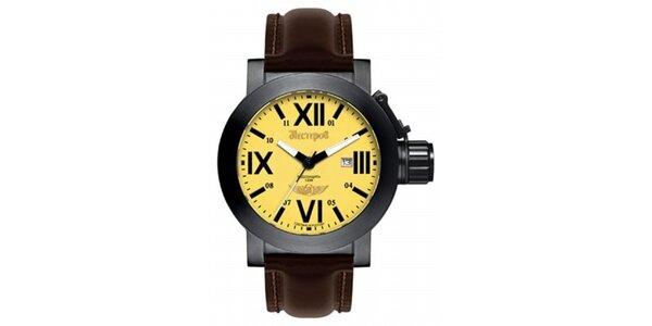 Pánské hodinky NESTEROV H0957A32-13F