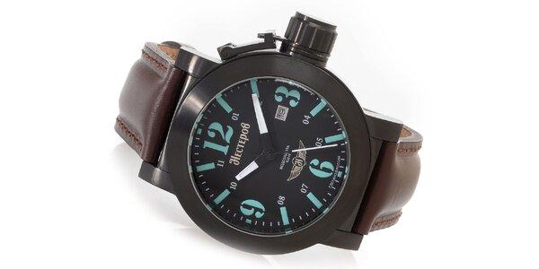 Pánské hodinky NESTEROV H0957A32-15B