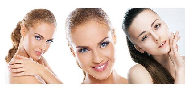 Chemický peeling pro svěží vzhled