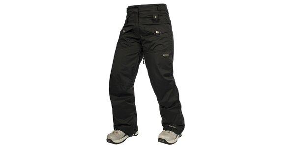 Dámské černé zimní kalhoty Trespass
