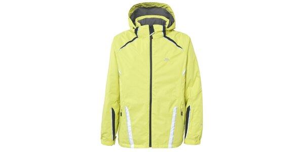 Pánská limetková zimní bunda Trespass