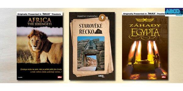 20 filmů na DVD dle Vašeho výběru