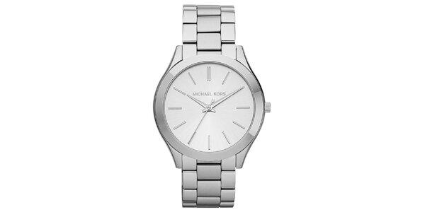 Dámské jednoduché ocelové hodinky Michael Kors