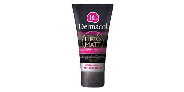 Lift and matt Dermacol noční krém 50 ml