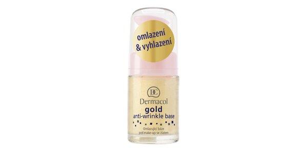 "Dermacol báze pod make up ""Gold Anti-wrinkle Base"" 15ml"