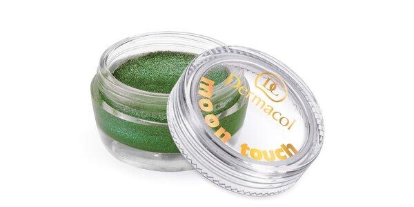 Dermacol pěnové Dermacol oční stíny Moon Touch č.11 - zelená 4,9g