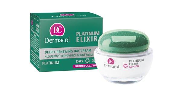 Platinum Elixir hloubkově obnovující denní krém 50 ml