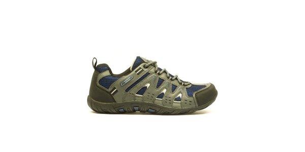 Pánské nízké tříbarevné trekové boty Numero Uno