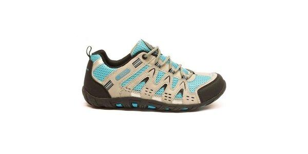Dámské vícebarevné trekové boty Numero Uno