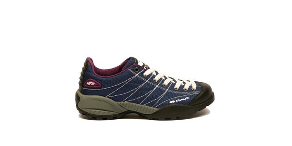 Dámské lehké trekové boty Numero Uno - modré