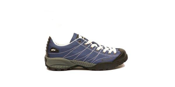 Pánské lehké trekové boty Numero Uno - modré