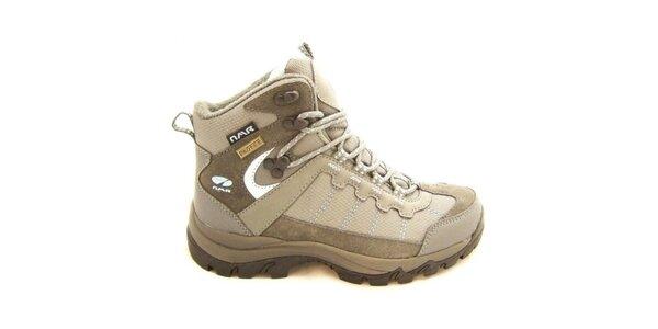 Dámské zimní trekové boty v kotníkové výšce Numero Uno