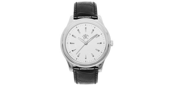 Pánské hodinky Element s ciferníkem stříbrné barvy