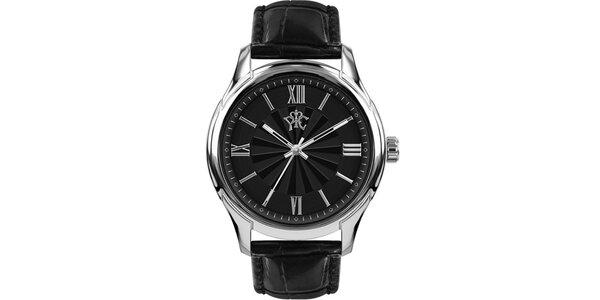 Pánské hodinky Casino černé