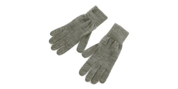 Pánské béžové rukavice Gaudí