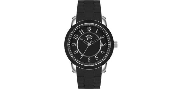RFS dámské hodinky Marshmallow černé