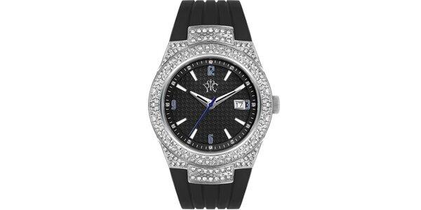 RFS dámské hodinky Velvet černé