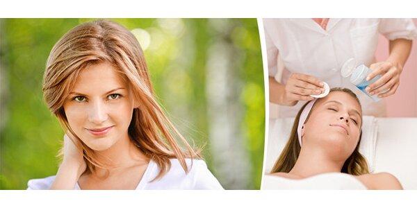 Jemná kosmetická péče přizpůsobená vaší pleti
