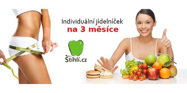 Sestavení jídelníčku na míru na 3 měsíce + sportovní podprsenka jako dárek pro…
