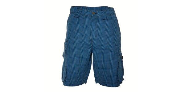 Modré pánské šortky Humdrum Bandito