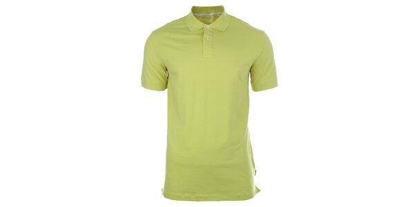 Pánské limetkově zelené tričko Pietro Filipi
