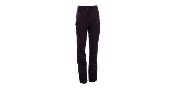 Dámské fialové softshellové kalhoty Authority
