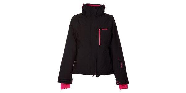 Dámská černá lyžařská bunda Envy