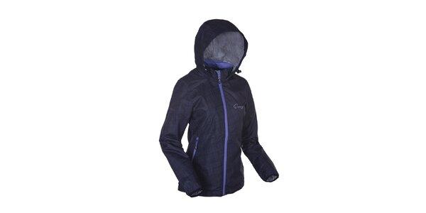 Dámská outdoorová bunda Envy s fialovými detaily